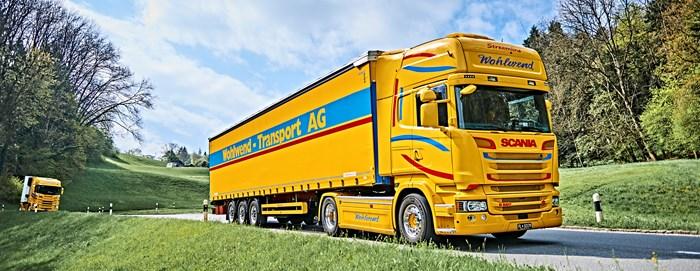 Spedition möbeltransport  Wohlwend Transport AG - Liechtenstein